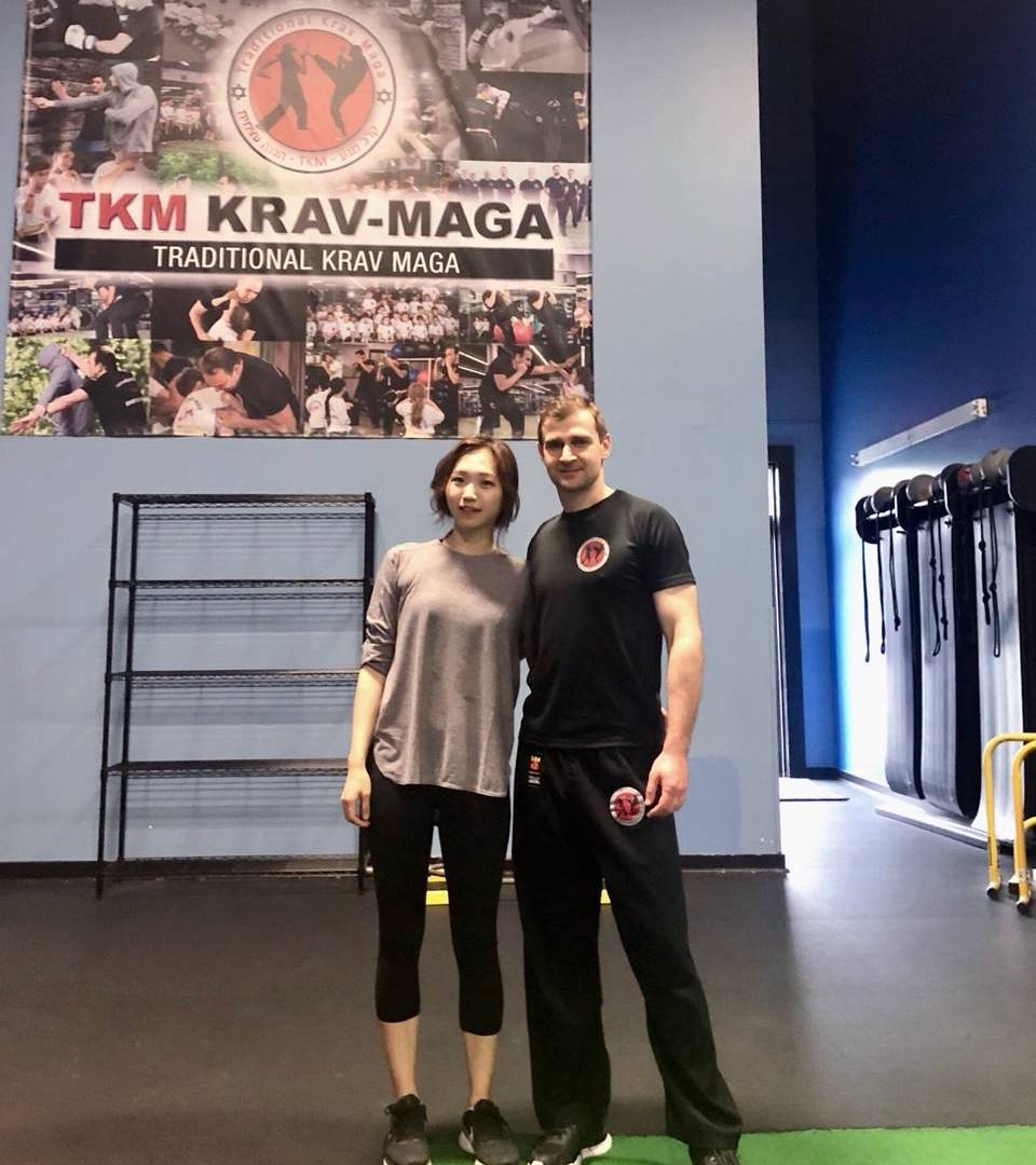 TKM NJ Closter - Krav Maga kids