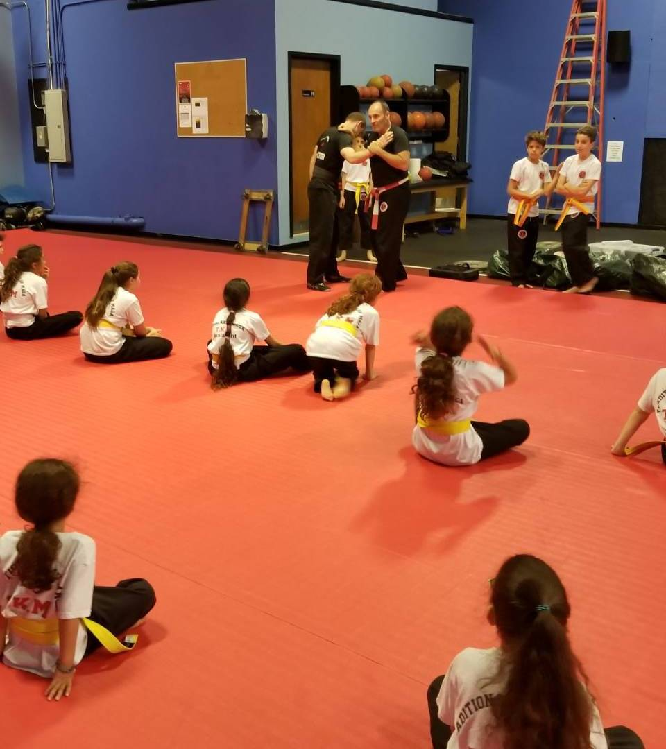 TKM NJ Closter - Krav Maga adults